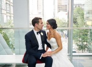 elegant hotel wedding