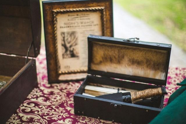 renaissance fantasy wedding