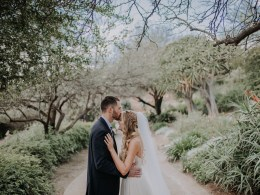San Diego Zoo wedding