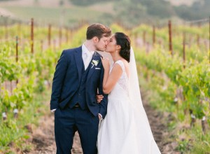 Sonoma winery wedding