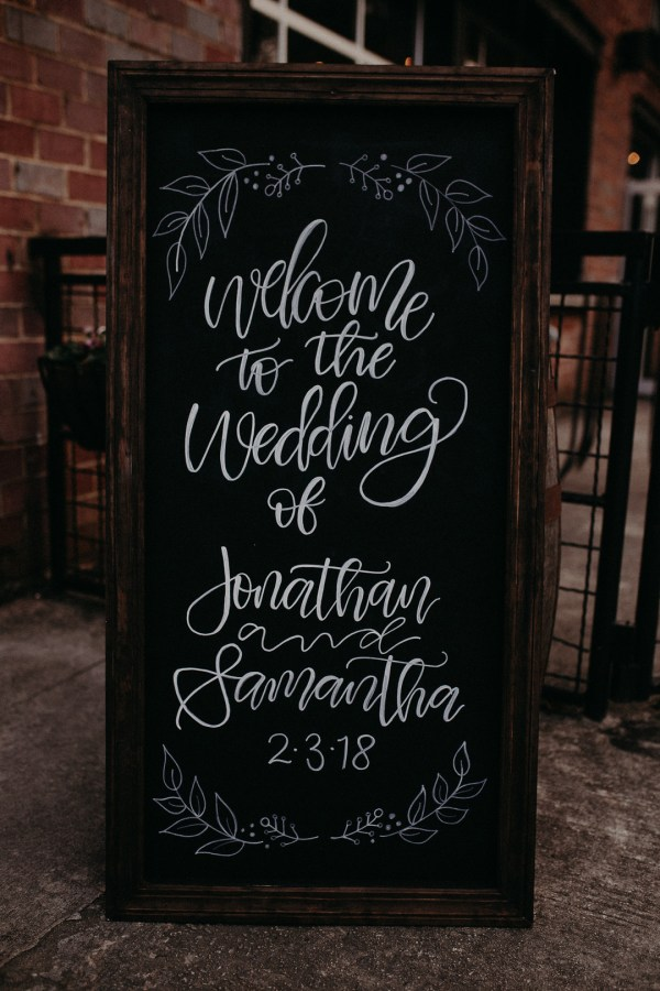industrial brewery wedding