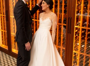 romantic New York wedding