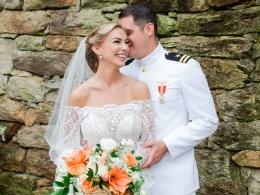 spring Virginia wedding