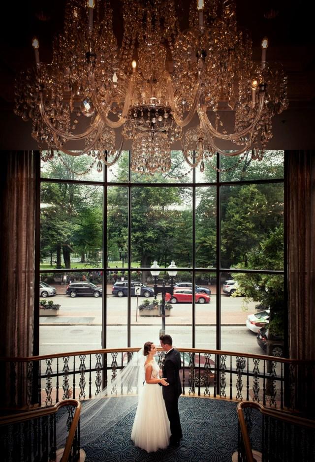 elegant Boston wedding
