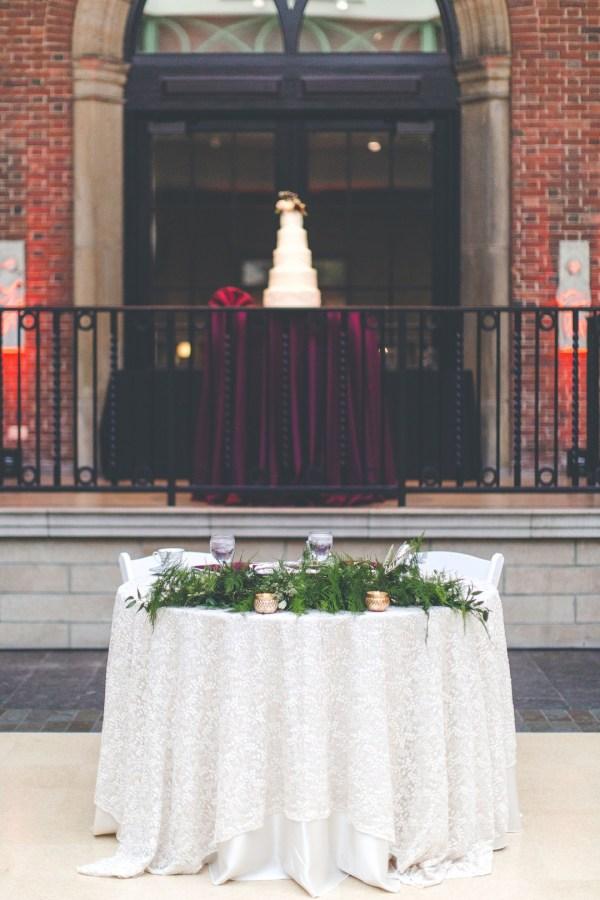 Ohio museum wedding
