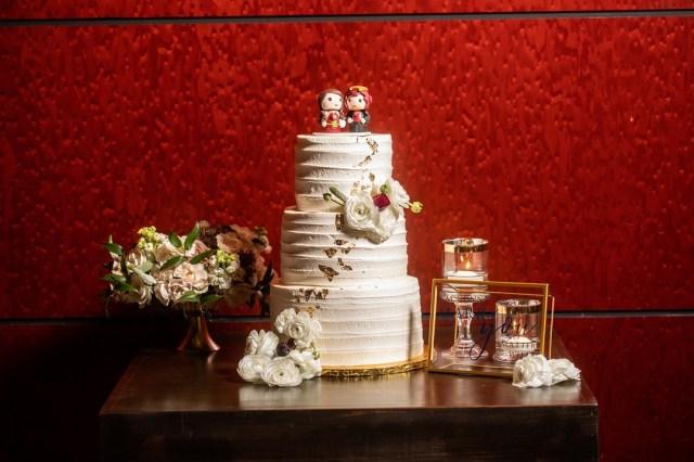 moody modern wedding