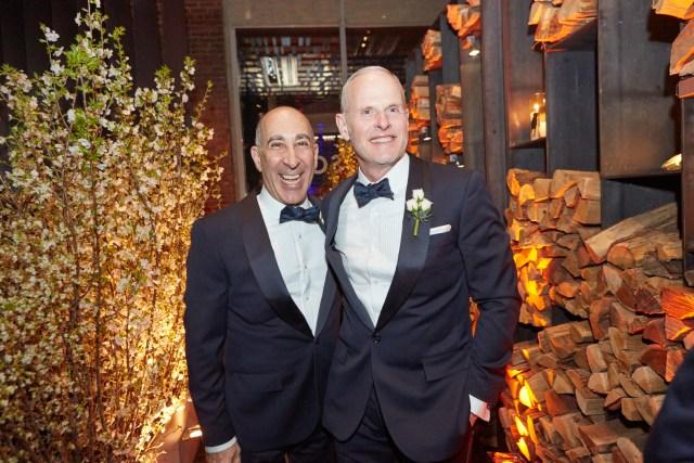 New York synagogue wedding