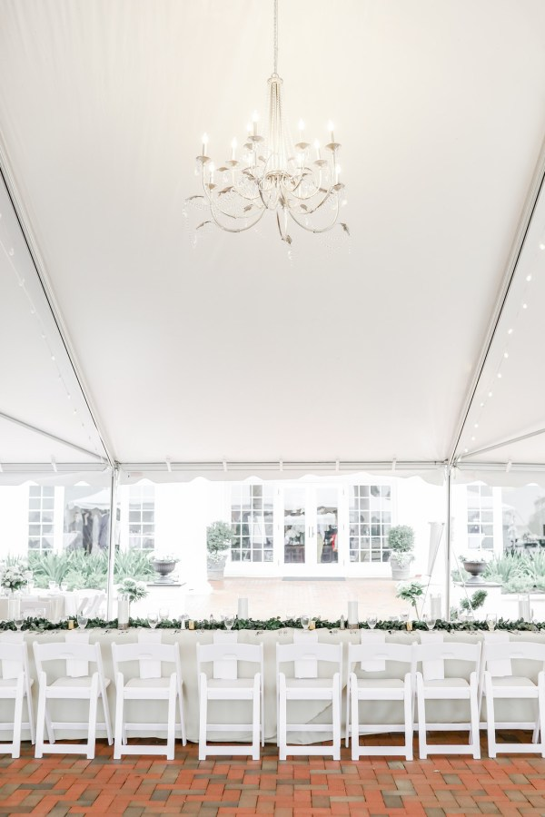 chic estate wedding