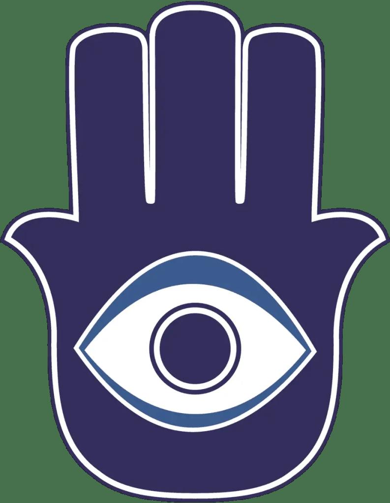 hamsa hand as a Buddhist Symbol