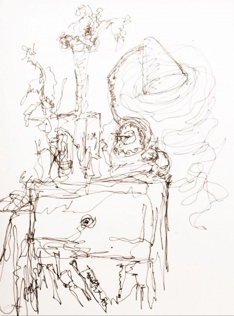 Mushroom Sketch