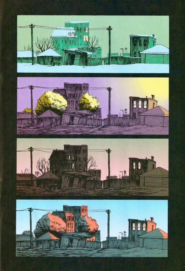 chris ware-sequence