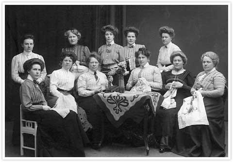 Revenge of the Grandmas quilting workshop