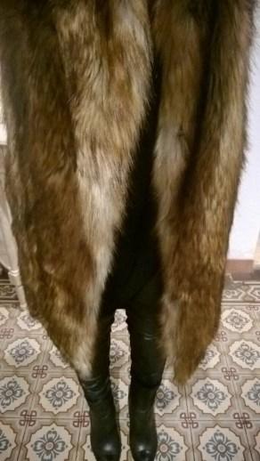 Asos Street Style Fake Fur