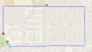 Walk Route