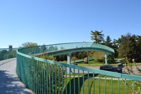 Dodge Street Overpass, Omaha Landmarks Heritage Preservation Commission