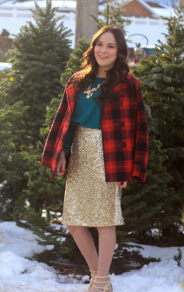 Christmas outfit 1