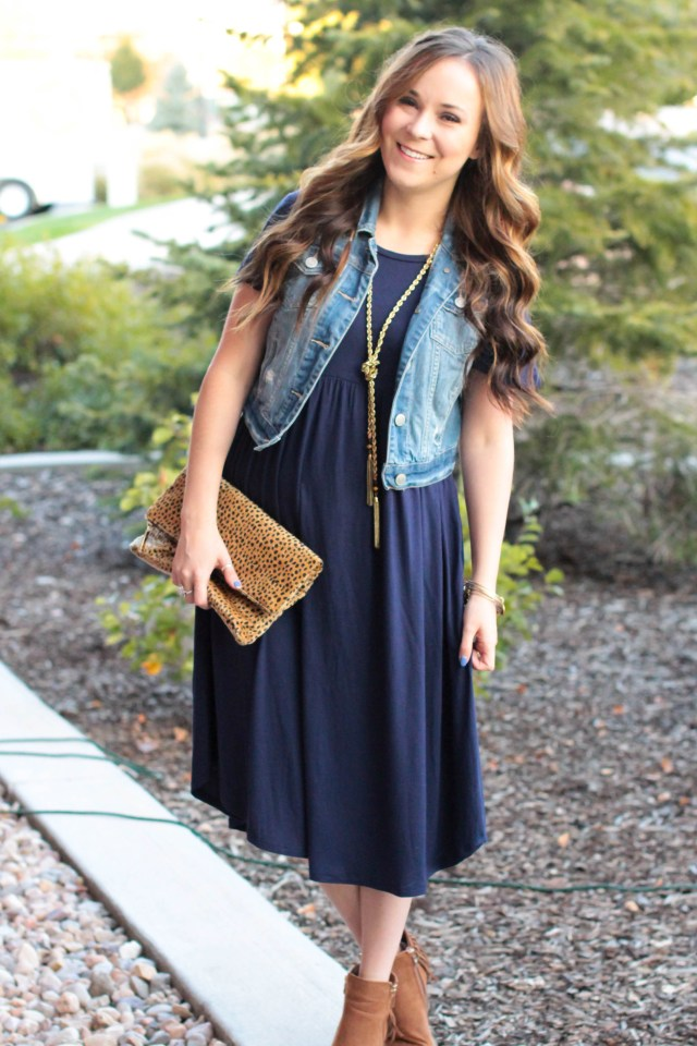 Transitioning your fall wardrobe