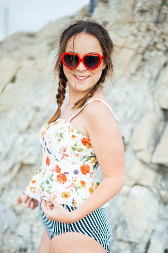 Janela Bay Swimsuit-1070