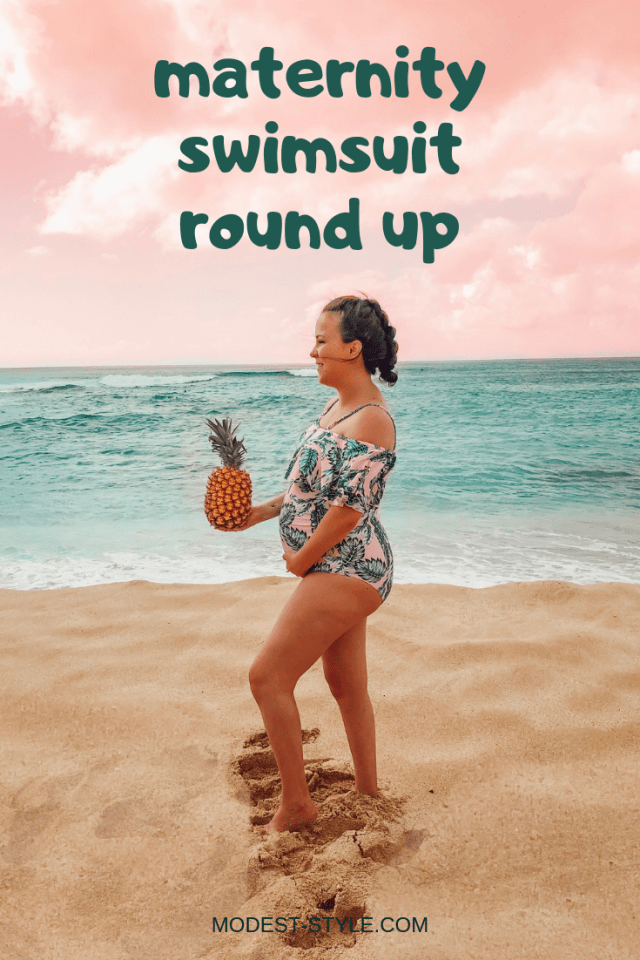 maternity swimsuit round up