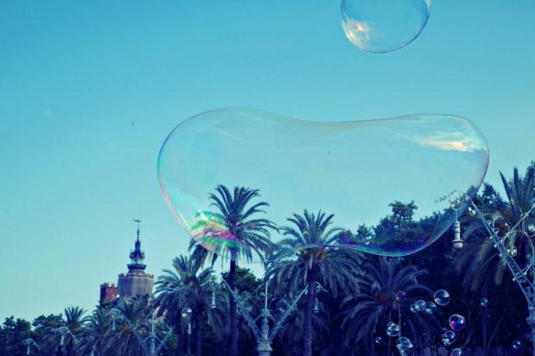 bubbles in espagne