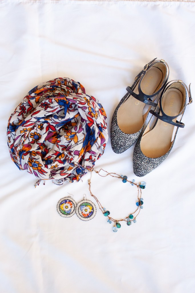 mixing ethnic pieces into your wardrobe accessories from travels