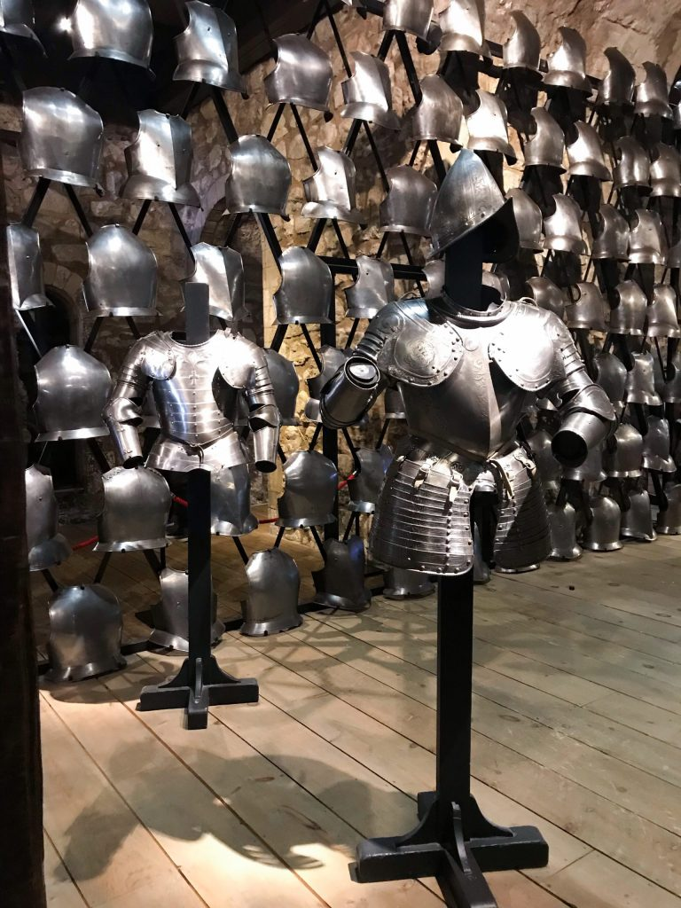 tower of london armor