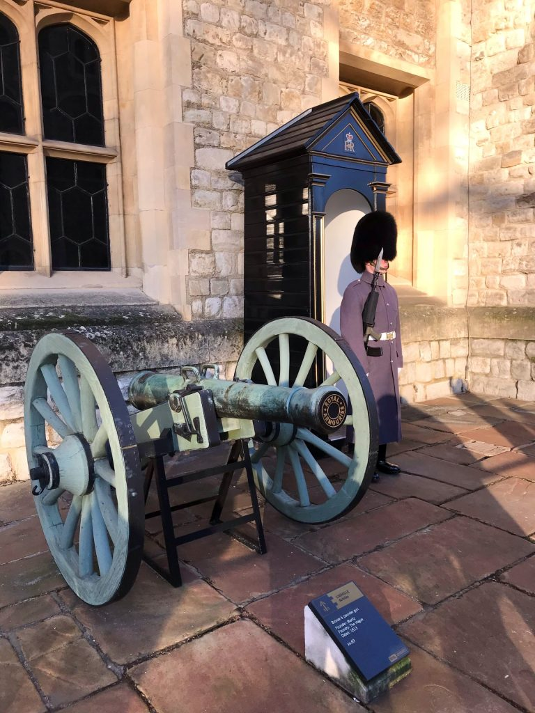 things to do in London with kids in winter tower of London