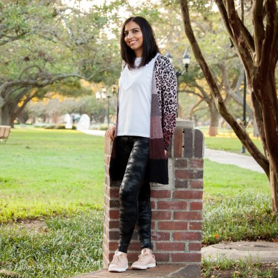 How to Style Spanx Camo Leggings