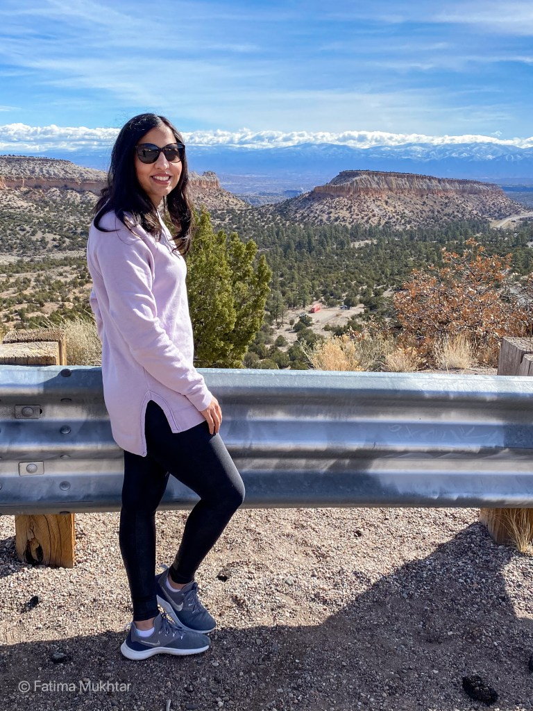 New Mexico Anderson Overlook