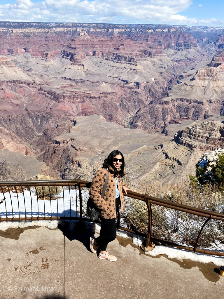 visiting the grand canyon in one day