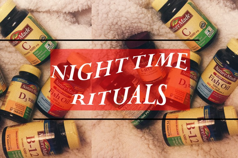 NIGHT RITUALS GRAPHIC