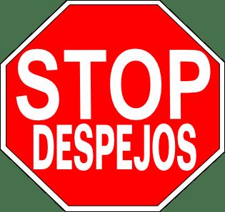 STOP DESPEJOS