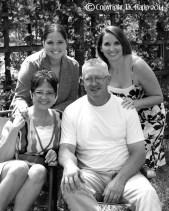Mom, Dad, Sis and Me