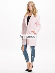 MBYM AGNES ALLICE BLAZER oversize til store kvinder frakker frakke