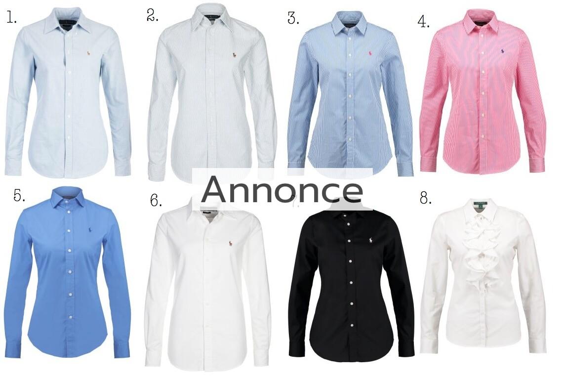 billige ralph lauren skjorter tilbud til kvinder unge online
