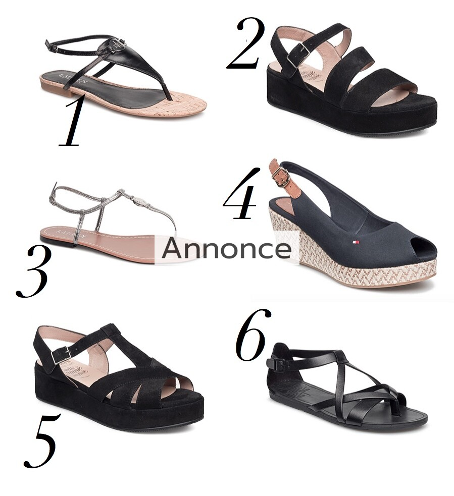 sandaler kvinder 2016 billige med hæl kilehæl tilbud