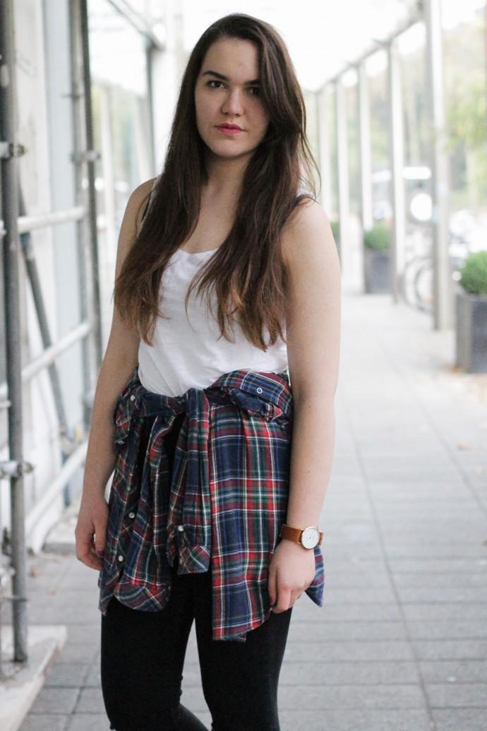 simples outfit wenn man nicht weiß was man anziehen soll