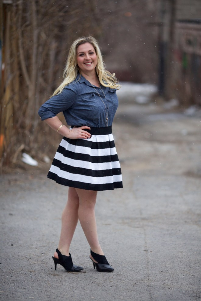 Chantal Sarkisian Mode XLusive Plus Size Fashion Blog Ottawa chantsy