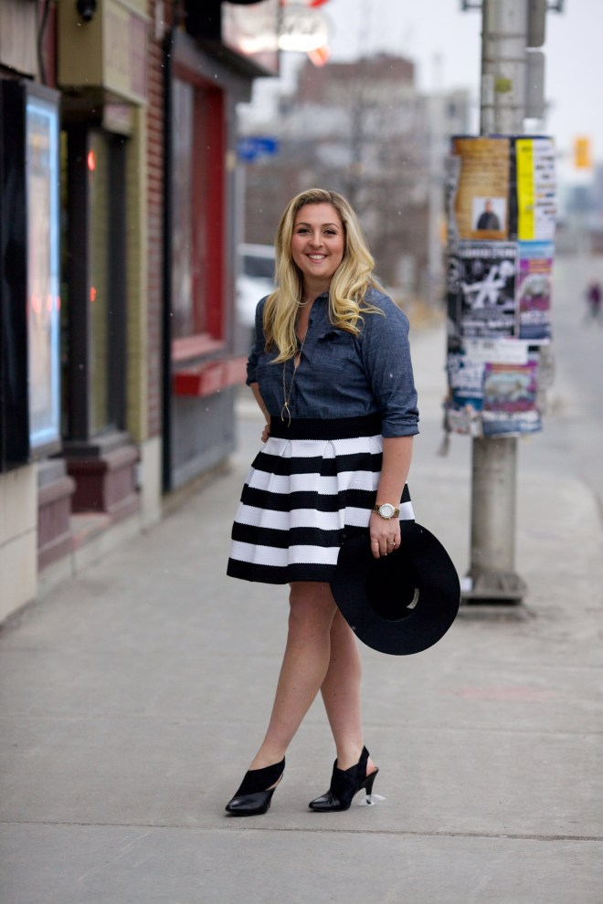 Chantal Sarkisian Mode XLusive Plus Size Fashion Blog Ottawa