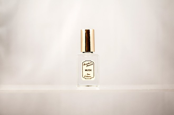 musk Bourbon French Perfume