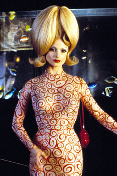 Martian Girl from Mars Attacks!
