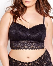 additionelle_Black Lace Bralette