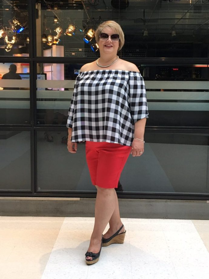 Plus size clothes Addition Elle Ottawa Fashion Blog