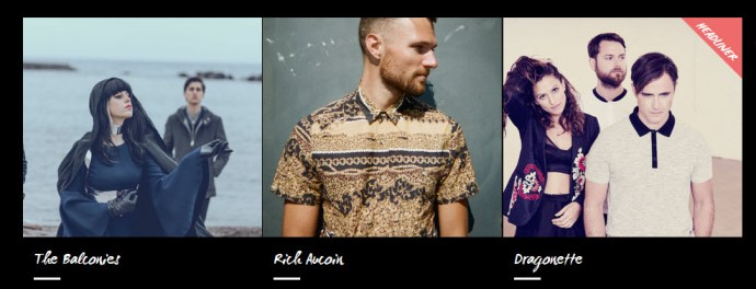 Ottawa Bank Street Style Festival Fashion Blog Glowfair 2016 Music Lineup