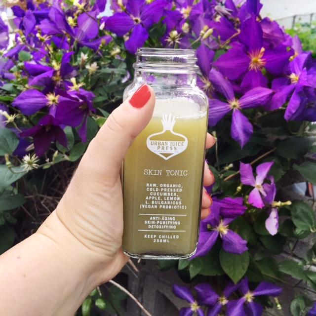urban juice press cleanse Ottawa Foodie Fashion Blog