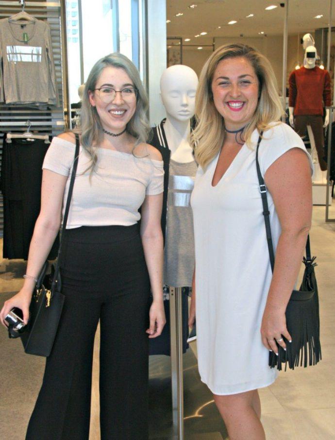 Simons Ottawa CF Rideau Centre Byward Market Ottawa fashion bloggers