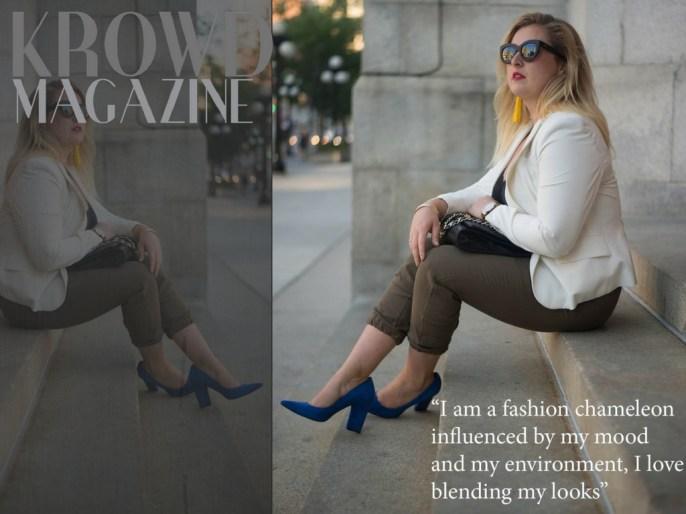 chantal Sarkisian Mode XLusive Ottawa street style fashion