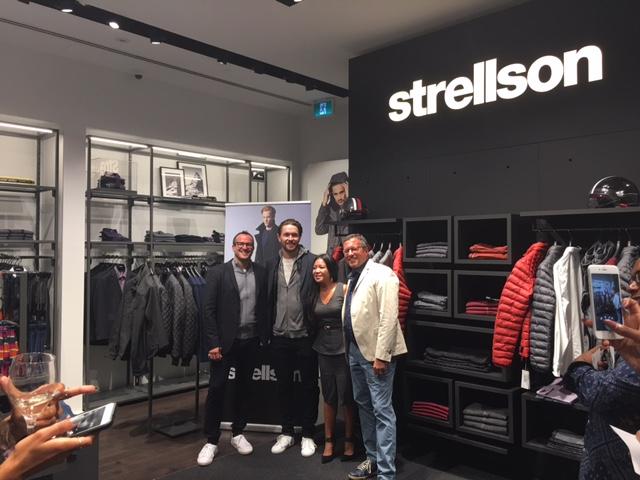 Strellson CF Rideau Centre Ottawa Men's Fashion Blog Zack Smith 2