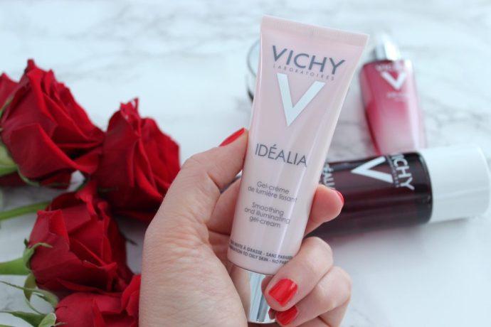 Idealia Skincare by Vichy gel-cream