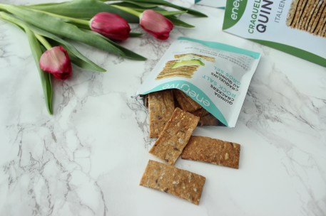 Metro local products Ottawa_Fashion Blog_Enerjive quinoa crackers 2